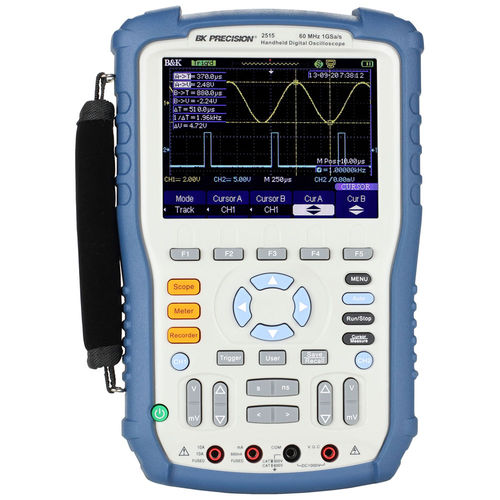 Digital oscilloscope / hand-held / 2-channel / USB  2516 series B&K Precision