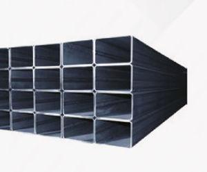 steel pipe / seamless / square / rectangular