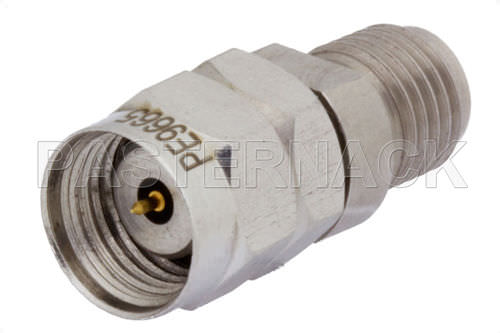 Communication adapter / for coaxial cables / interface / male 2.92mm series  Pasternack Enterprises, Inc.