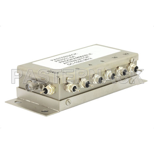 RF attenuator / programmable   Pasternack Enterprises, Inc.