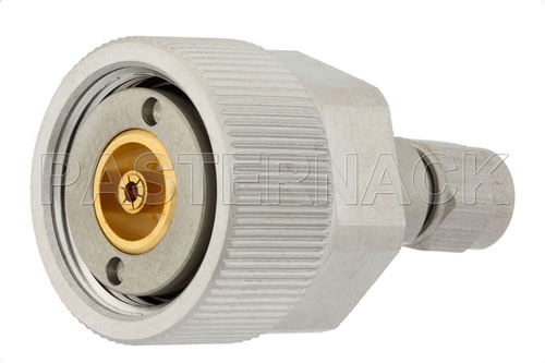 Communication adapter / for coaxial cables 7mm series  Pasternack Enterprises, Inc.