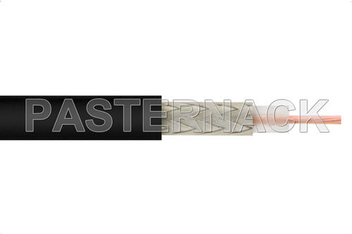 RF optical cable / insulated / flexible / FEP-insulated Pasternack Enterprises, Inc.
