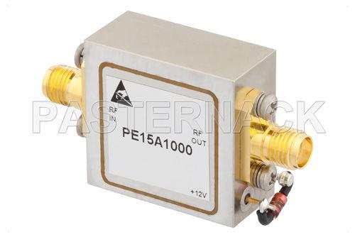Signal amplifier / low-noise Pasternack Enterprises, Inc.
