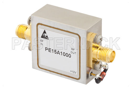 signal amplifier / low-noise / millimeter wave / hybrid