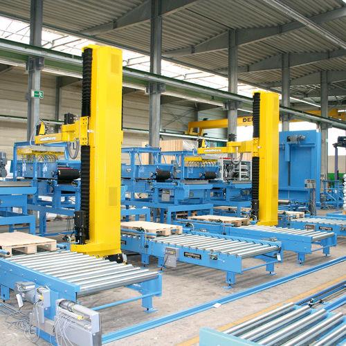 Gantry robot / depalletizing / palletizing / industrial ROMEO® Möllers