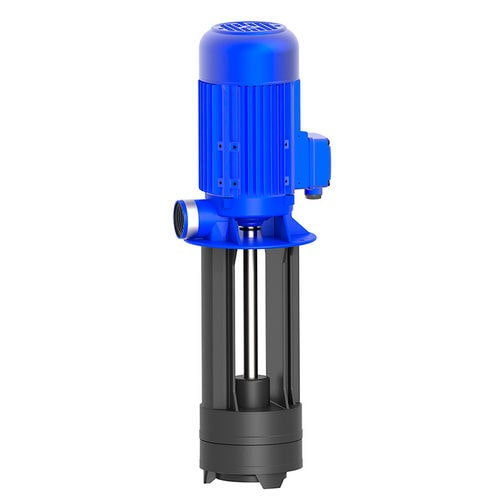 plastic pump / for industrial water / for chemicals / electric