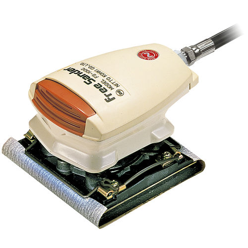 pneumatic sander / orbital / low-vibration / lightweight