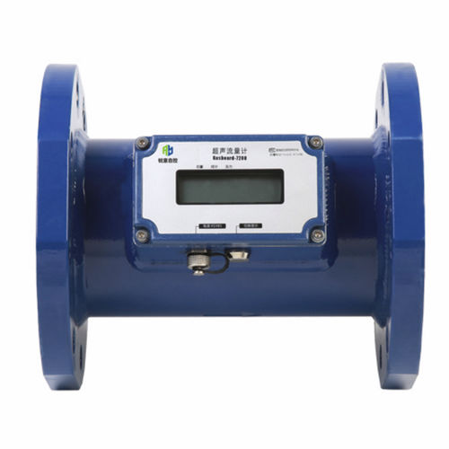 Ultrasonic transit-time flow meter / for natural gas / digital / with display Gasboard7200 Hubei Cubic-Ruiyi Instrument CO.LTD