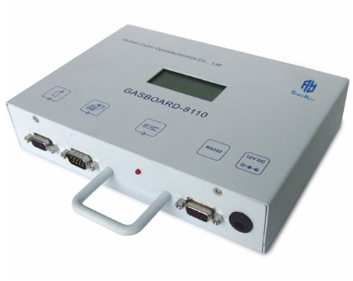Vibration calibrator / for gas analyzers / for vibration analyzers / process Gasboard 8110 Hubei Cubic-Ruiyi Instrument CO.LTD