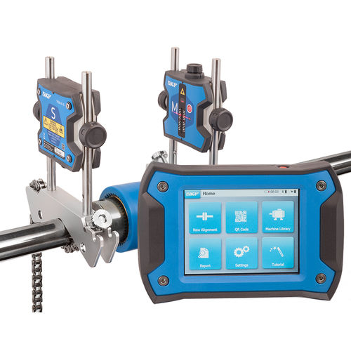 shaft alignment tool - SKF Maintenance and Lubrication Products