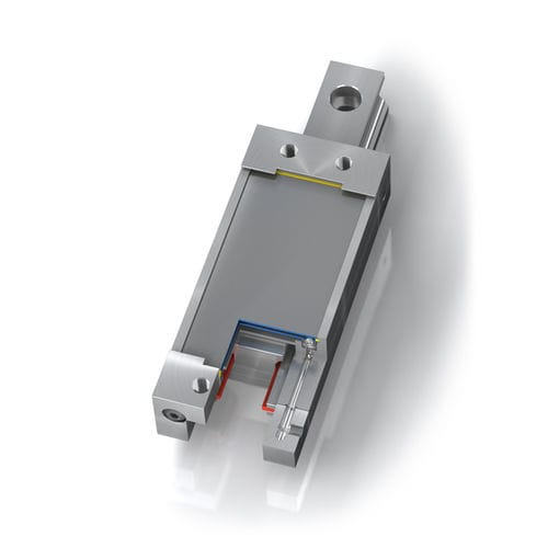 mechanical clamping element / linear guide