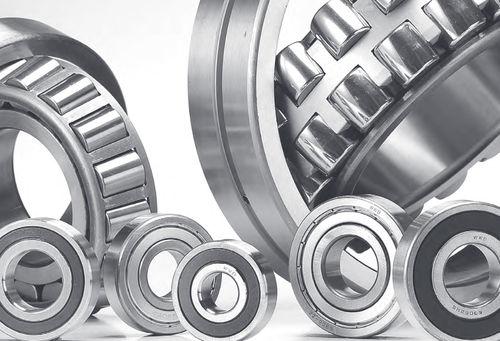 ball bearing / deep groove / stainless steel