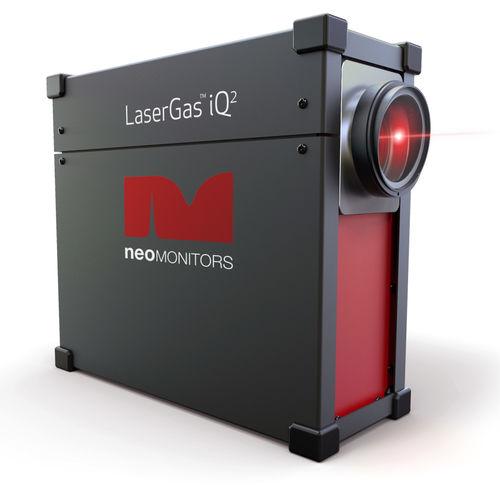 oxygen analyzer / CO / CH4 / flue gas