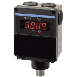 relative pressure sensor / silicon / digital / wall-mount
