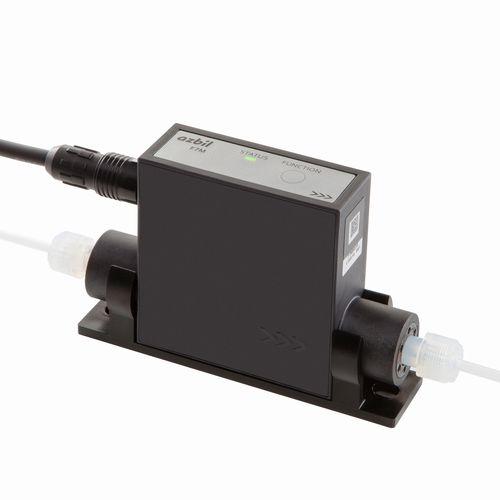 thermal flow meter / for liquids / RS485 / digital