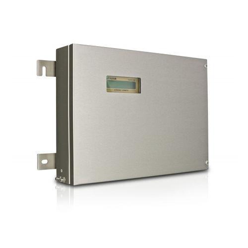 ultrasonic flow meter / for liquids / digital / precision
