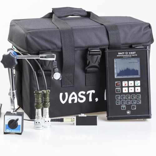 machine monitoring vibration analyzer - Association VAST