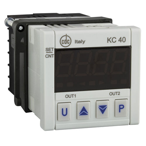 digital counter / electronic / panel-mount / multifunction