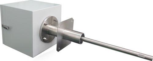 gas sampling probe / flue gas / heated / corrosion-resistant