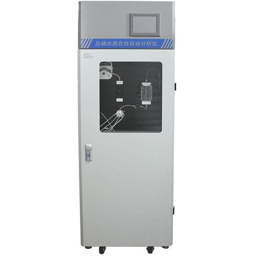 nitrogen analyzer / water / wastewater / phosphorus