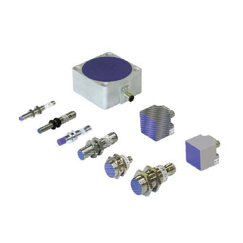 inductive proximity sensor / cylindrical / rectangular / non-contact