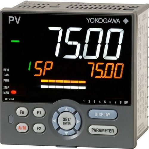temperature controller with LCD display / 2-loop