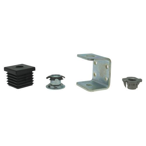 threaded fitting / quick / hydraulic / pneumatic