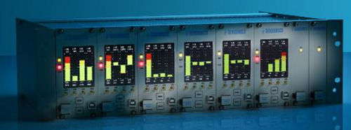 vibration monitoring system / for machine protection / measurement / continuous