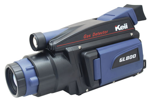 thermographic camera / for gas leak detection / for SF6 gas leak detection / infrared