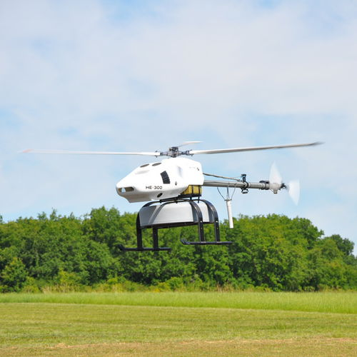 helicopter UAV / aerial photography / monitoring / spraying
