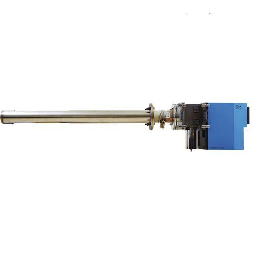 flue gas analyzer / process gas / exhaust gas / stack gas