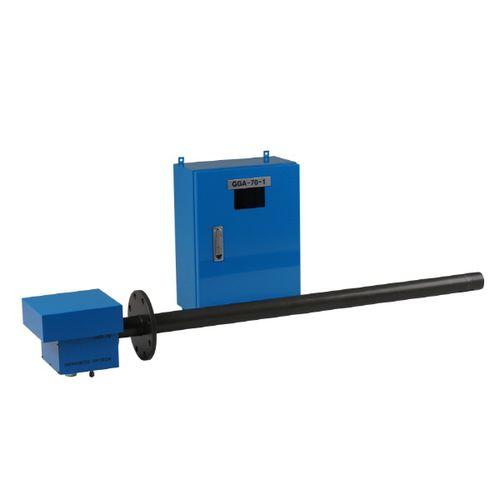 oxygen analyzer / flue gas / exhaust gas / stack gas