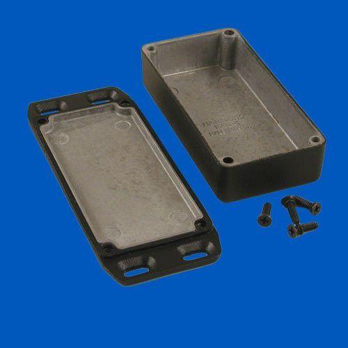compact housing / rectangular / aluminium / plastic