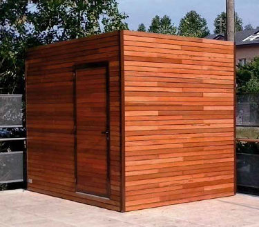 commercial building / exhibition container / office / residential building