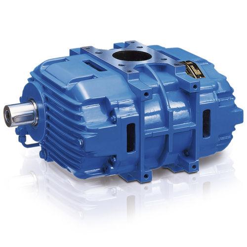 air blower / 2-lobe / single-stage / oil-free