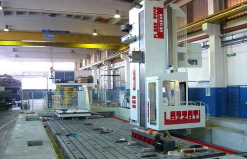 CNC boring mill / horizontal / vertical / universal