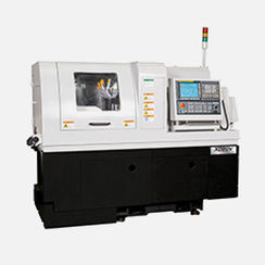 CNC automatic lathe / 6-axis / high-precision