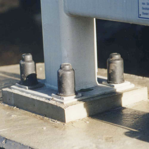 non-threaded end cap / cylindrical / plastic / protective