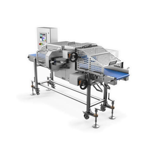 bread slicing machine / automatic / industrial