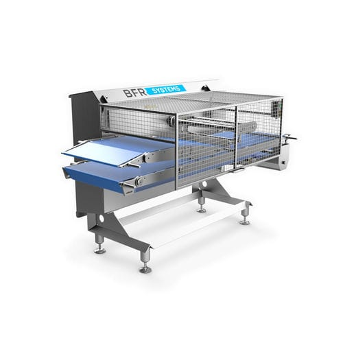 automatic stacking machine / for the food industry / bread