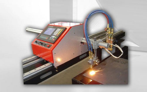metal cutting machine / oxy-fuel / plasma / CNC