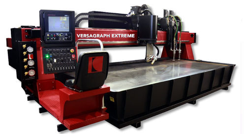 stainless steel cutting machine / oxy-fuel / CNC / portable