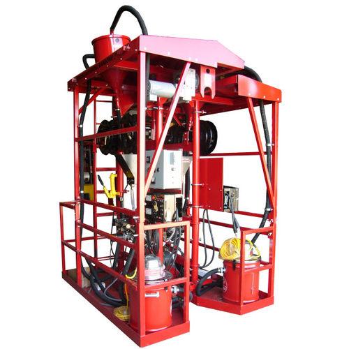arc welding machine / AC / automatic / horizontal