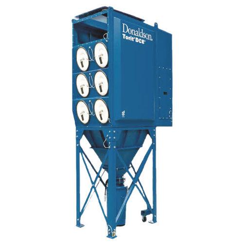 floor-standing fume extractor / industrial / compact