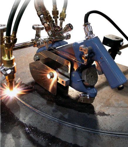 metal cutting machine / oxy-fuel / multi-function / portable