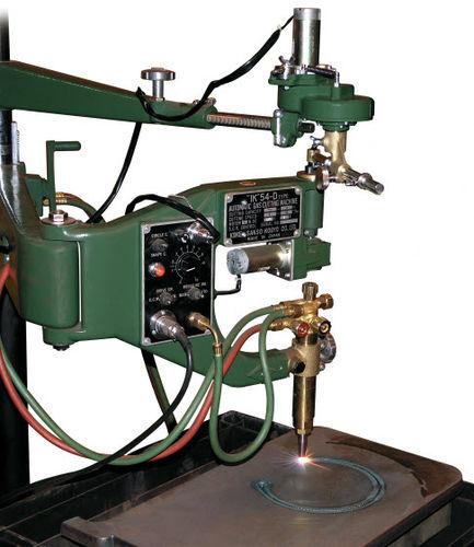 machine cutting torch