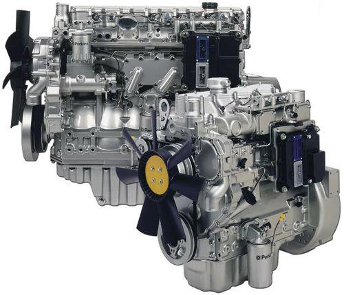 diesel engine / 6-cylinder / turbocharged