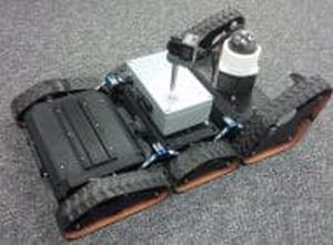 teleoperated UGV / inspection / for pipe inspection cameras