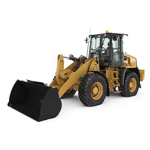 Wheel loader / articulated / for construction 914K Caterpillar Equipment