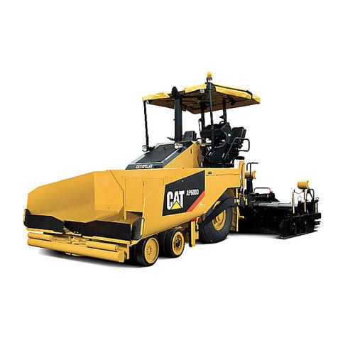 Asphalt paver / rubber-tired AP600D Caterpillar Equipment
